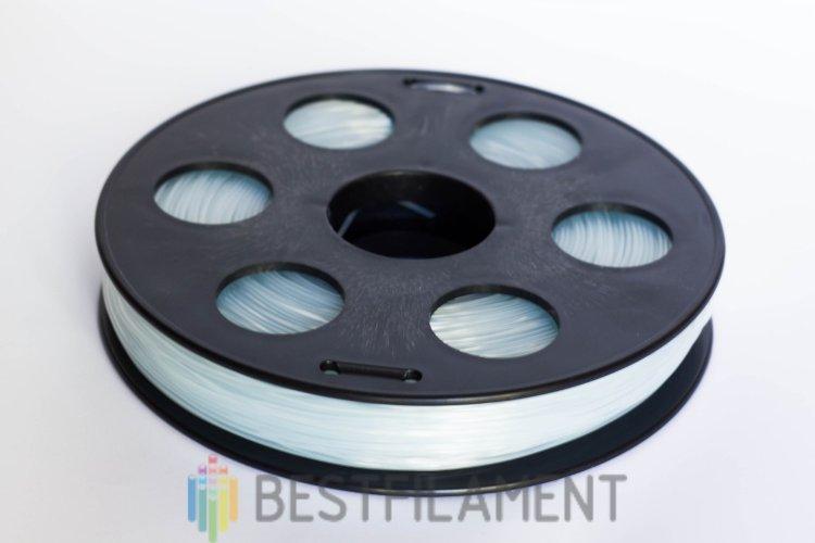 """Фото нить для 3D-принтера Пластик Bestfilament """"Ватсон"""" 1.75 мм, 0.5 кг, Натуральный"""