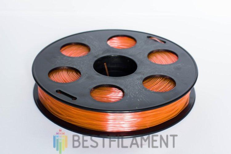 """Фото нить для 3D-принтера Пластик Bestfilament """"Ватсон"""" 1.75 мм, 0.5 кг, Оранжевый"""