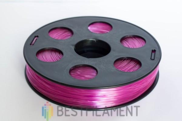 """Фото нить для 3D-принтера Пластик Bestfilament """"Ватсон"""" 1.75 мм, 0.5 кг, Розовый"""