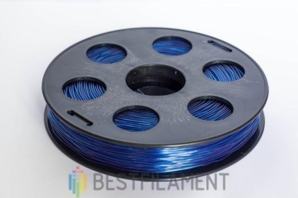 """Фото нить для 3D-принтера Пластик Bestfilament """"Ватсон"""" 1.75 мм, 0.5 кг, Синий"""