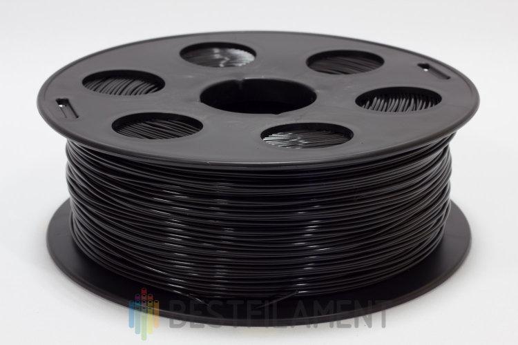 """Фото нить для 3D-принтера Пластик Bestfilament """"Ватсон"""" 1.75 мм, 1 кг, Черный"""