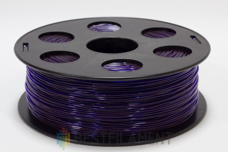 """Фото нить для 3D-принтера Пластик Bestfilament """"Ватсон"""" 1.75 мм, 1 кг, Фиолетовый"""
