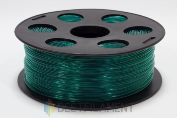 """Фото нить для 3D-принтера Пластик Bestfilament """"Ватсон"""" 1.75 мм, 1 кг, Изумрудный"""