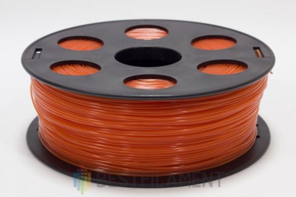 """Фото нить для 3D-принтера Пластик Bestfilament """"Ватсон"""" 1.75 мм, 1 кг, Оранжевый"""