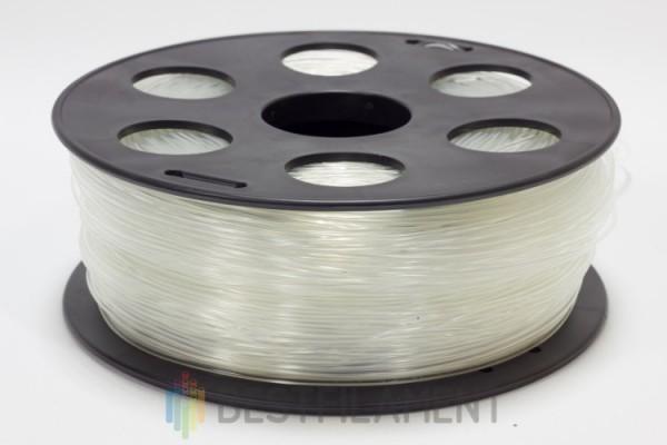 """Фото нить для 3D-принтера Пластик Bestfilament """"Ватсон"""" 1.75 мм, 1 кг, Прозрачный"""
