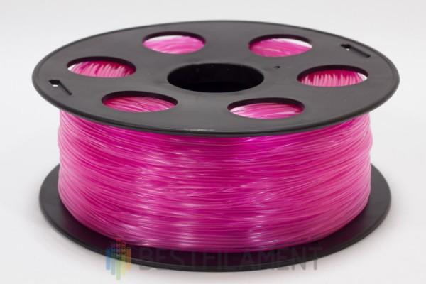"""Фото нить для 3D-принтера Пластик Bestfilament """"Ватсон"""" 1.75 мм, 1 кг, Розовый"""