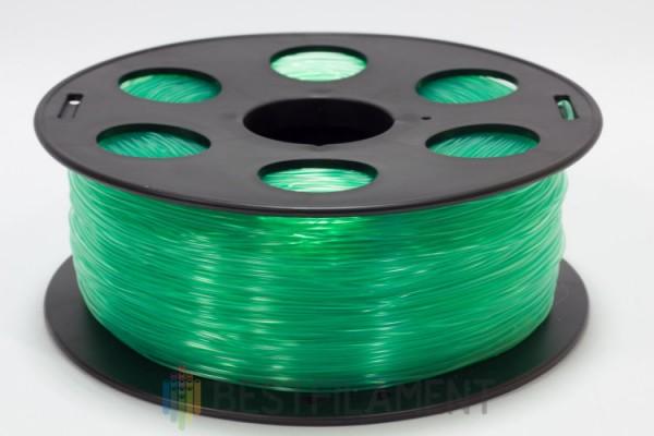 """Фото нить для 3D-принтера Пластик Bestfilament """"Ватсон"""" 1.75 мм, 1 кг, Салатовый"""