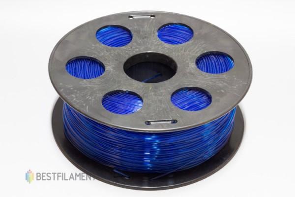 """Фото нить для 3D-принтера Пластик Bestfilament """"Ватсон"""" 1.75 мм, 1 кг, Синий"""