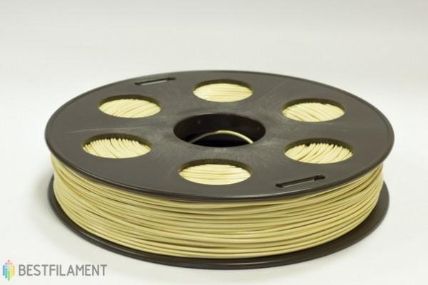 Фото нить для 3D-принтера Пластик BFWood (дерево) Bestfilament 1.75 мм, 0.5 кг
