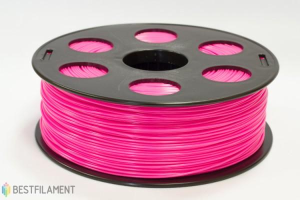 Фото нить для 3D-принтера Розовый ABS пластик Bestfilament 1 кг, 1.75 мм