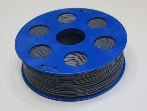 Фото нить для 3D-принтера Серый PLA пластик Bestfilament 1 кг, 1.75 мм