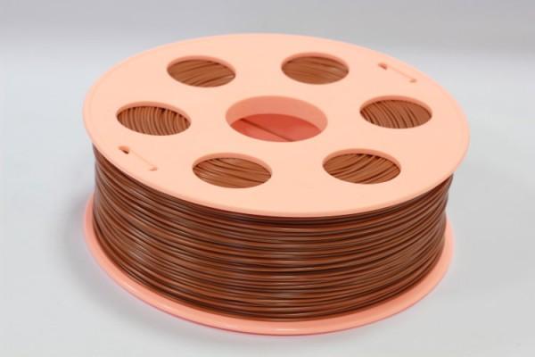 Фото нить для 3D-принтера Шоколадный ABS пластик Bestfilament 1 кг, 1.75 мм