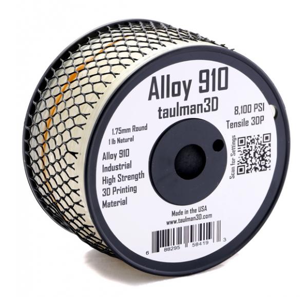 Фото нить для 3D-принтера Taulman 3D 1.75mm Alloy 910 Industrial Alloy