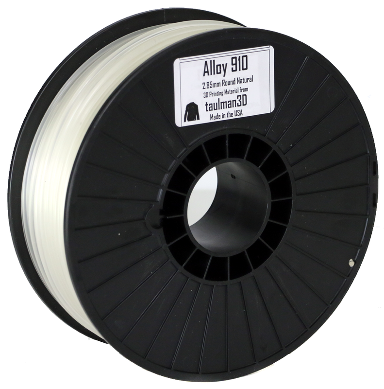 Фото нить для 3D-принтера Taulman 3D 1.75mm Alloy 910 1 kg Spool Natural