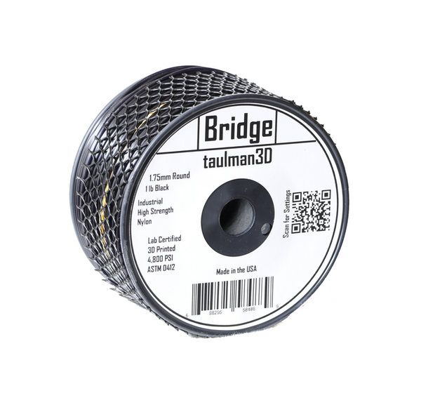 "Фото нить для 3D-принтера Taulman 3D 2.85mm Bridge ""Black"""