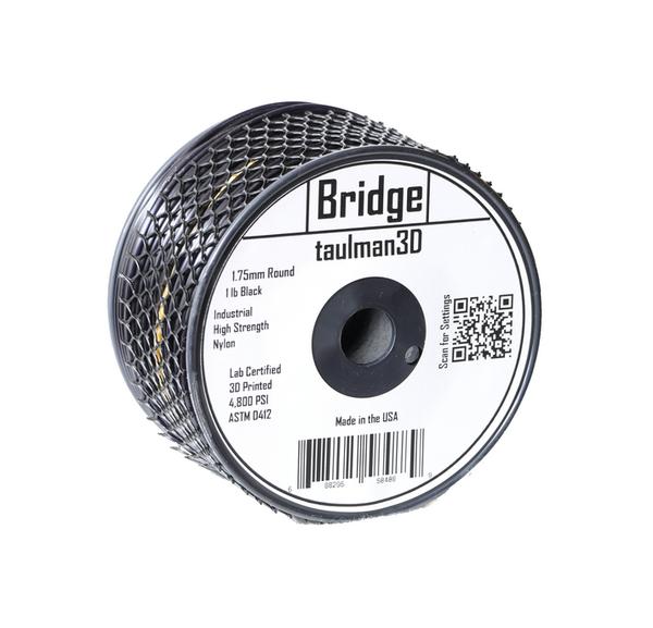 """Фото нить для 3D-принтера Taulman 3D 2.85mm Bridge """"Black"""""""