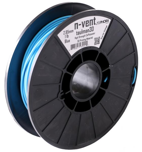 Фото нить для 3D-принтера Taulman 3D 2.85mm n-vent Blue