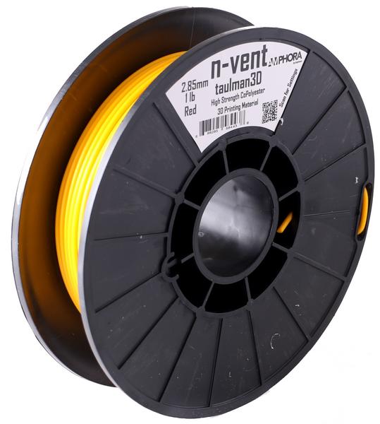 Фото нить для 3D-принтера Taulman 3D 2.85mm n-vent Yellow
