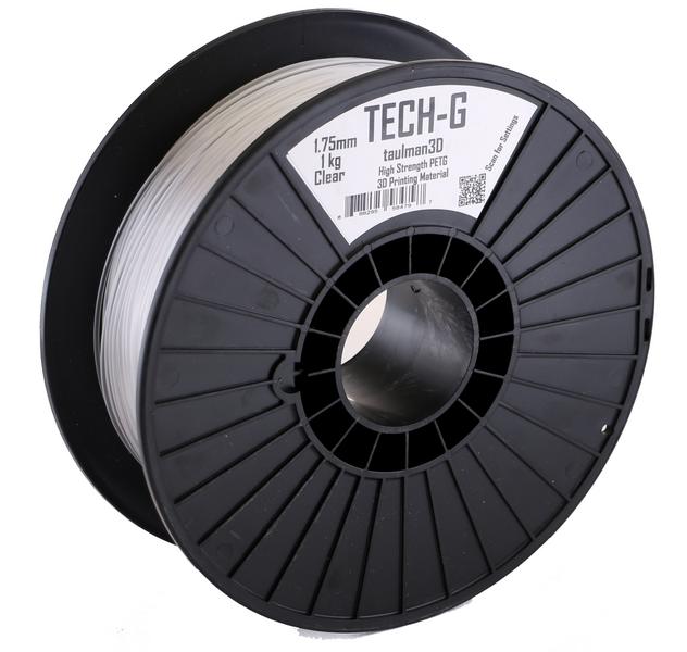Фото нить для 3D-принтера Taulman 3D 2.85mm TECH-G PETG