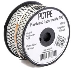 Фото нить для 3D-принтера Taulman 3D 3mm PCTPE - Nylon and TPE Co-Polymer
