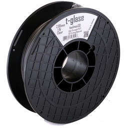 Фото нить для 3D-принтера Taulman 3D 3mm t-glase Clear Co Polymer