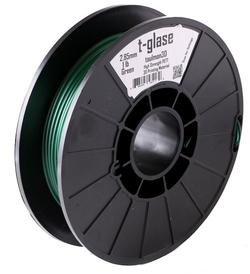 Фото нить для 3D-принтера Taulman 3D 3mm t-glase Green Co Polymer
