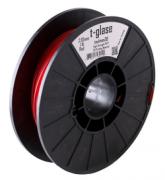 Фото нить для 3D-принтера Taulman 3D 3mm t-glase Red Co Polymer
