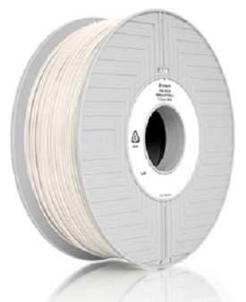 Фото нить для 3D-принтера Verbatim PRIMALLOY™, 2,85 мм, 500 г — белый