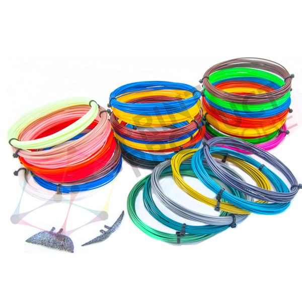 Фото нить для 3D-ручки FLEX HARD пластик PrintProduct