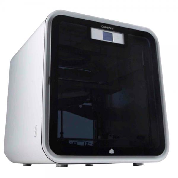 Фото персонального 3D принтера 3DSystem Cube Pro (1)