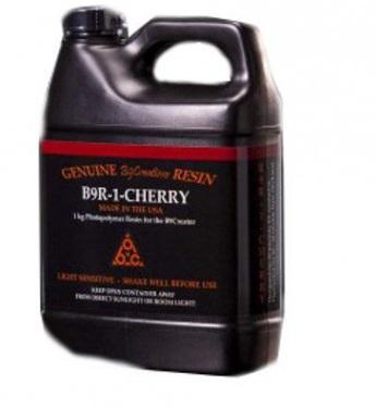 Фото Пигментированной смолы B9R-1-Cherry Resin