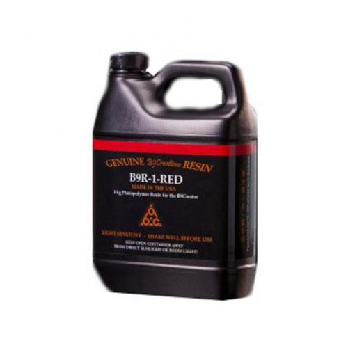 Фото Пигментированной смолы B9R-1-Red Resin