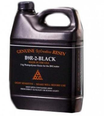 Фото Пигментированной смолы B9R-2-Black Resin