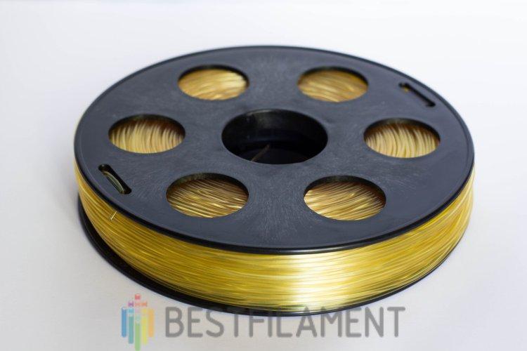 """Фото нить для 3D-принтера Пластик Bestfilament """"Ватсон"""" 1.75 мм, 0.5 кг, Желтый"""