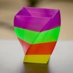 Фотография модели, напечатанной на 3D принтере Альфа 2 (2)