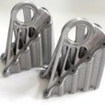 Фотография модели, напечатанной на 3D принтере Concept Laser X-Line 2000 (1)