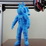 Фотография модели, напечатанной на 3D принтере Felix 3.0 Single Head (4)