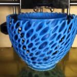 Фотография модели, напечатанной на 3D принтере Flashforge Creator (4)