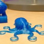 Фотография модели, напечатанной на 3D принтере Flashforge Creator (6)