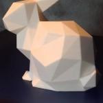 Фотография модели, напечатанной на 3D принтере Flashforge Dreamer (2)