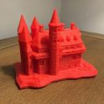 Фотография модели, напечатанной на 3D принтере Flashforge Creator X (5)