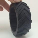 Фотография модели, напечатанной на 3D принтере Hercules Strong (1)