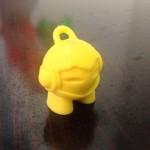 Фотография модели, напечатанной на 3D принтере MakerBot Replicator 2x (6)
