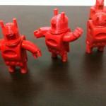 Фотография модели, напечатанной на 3D принтере MakerBot Replicator Z18 (1)