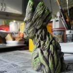 Фотография модели, напечатанной на 3D принтере PICASO 3D Designer (5)