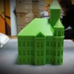 Фотография модели, напечатанной на 3D принтере PrintBox3D One (2)