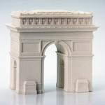 Фотография модели, напечатанной на 3D принтере ProJet 160 (ZPrinter 150) (3)