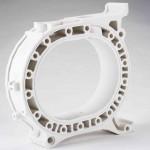 Фотография модели, напечатанной на 3D принтере ProJet 360 (ZPrinter 350) (1)