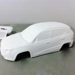 Фотография модели, напечатанной на 3D принтере ProJet 460 Plus (ZPrinter 450) (4)