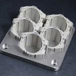 Фотография модели, напечатанной на 3D принтере ProX 200 (5)